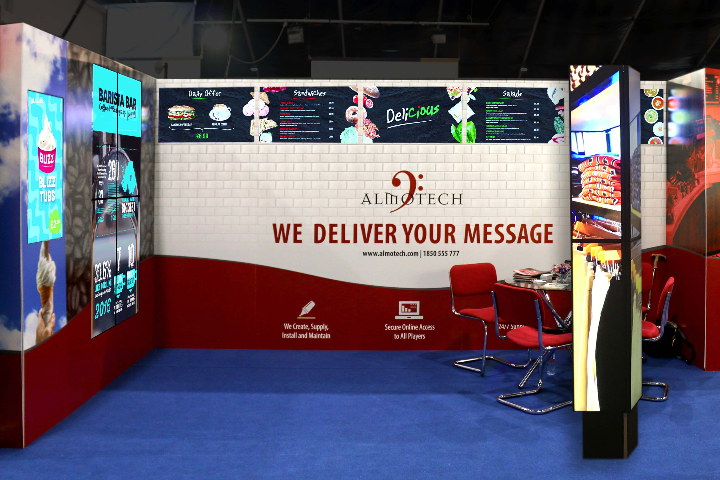 Almotech Media Solutions Catex