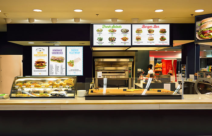 Almotech Digital Signage (Video Advertising) – The Benefits