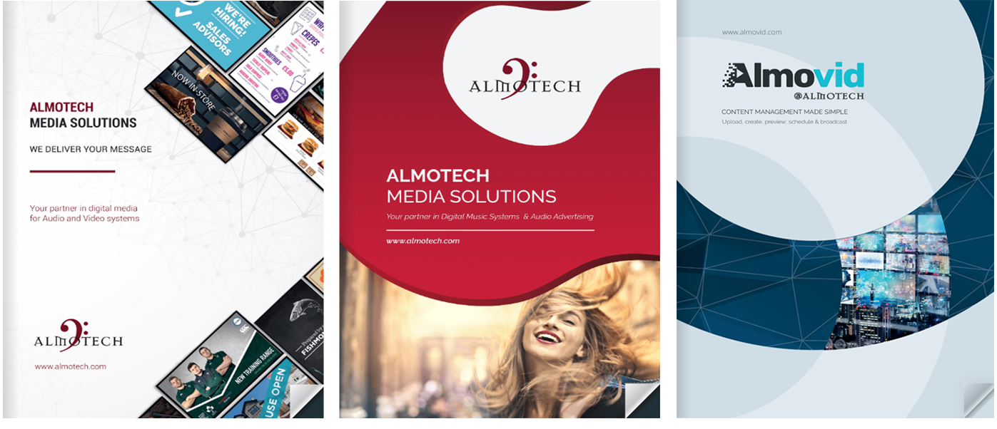 Click to view Almotechs brochures